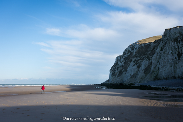 A day trip to Cap Blanc Nez France