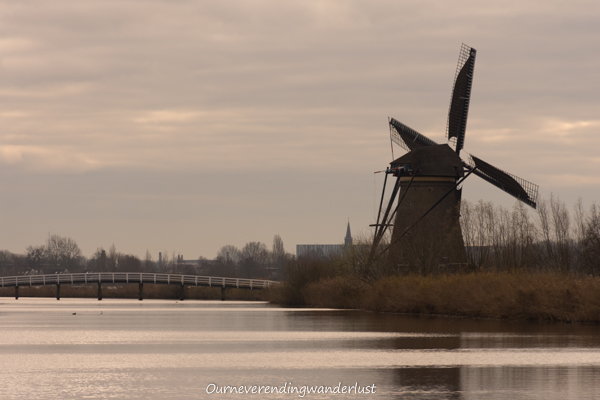 20 years UNESCO world heritage: Kinderdijk, the Netherlands