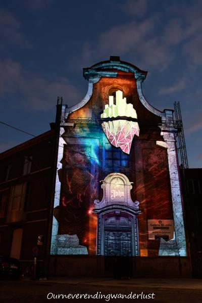 Our neverending wanderlust Lichtfestival Gent-6788