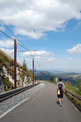 Our never ending wanderlust Puy de Dome-0346
