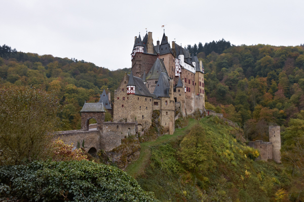 Castle Eltz and Geierlay