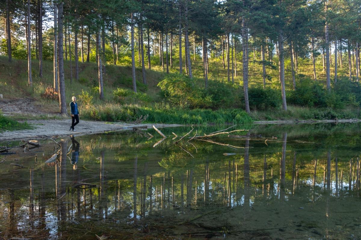 A day hike in WesterschouwenZeeland
